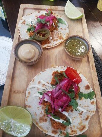 que buenos estos Tacos de Cochinita Pibil