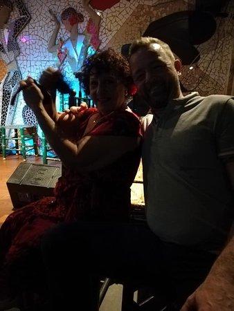 Top avond, flamenco, eten, dansen, familiale sfeer...👍🏻👍🏻👍🏻