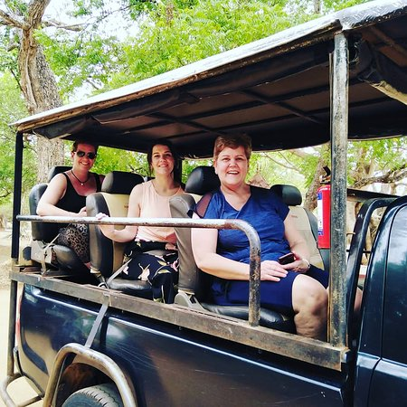 Yala National Park, Sri Lanka: Tour with Anne and family