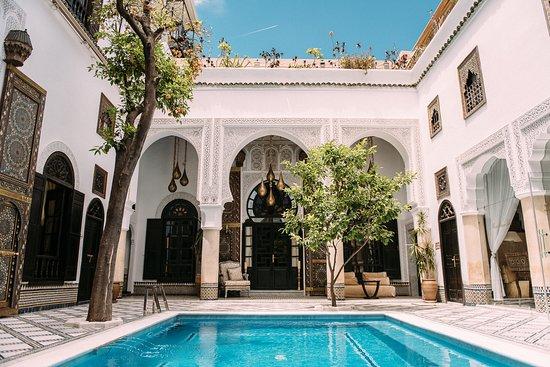Riad Maison Bleue & Spa Hotel (Fès, Maroc) : tarifs 2020 mis ...