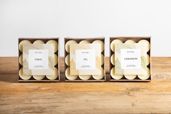 St Eval Candle Company: Eden Scented Tealights
