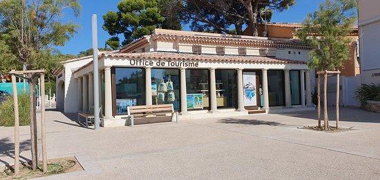 Office de Tourisme de Saint Cyr sur Mer
