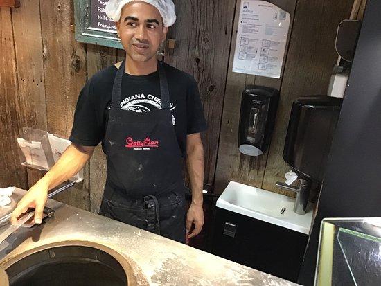 The nam baker