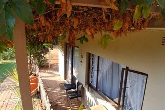 Ντουρμπάν, Νότια Αφρική: Squire 2 Private patio
