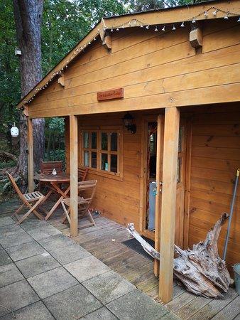 West Stow, UK: Lodge