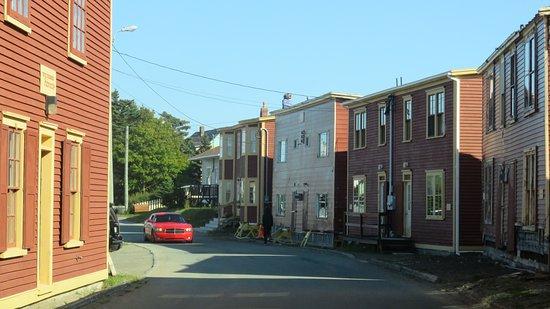Main Street of Port Union