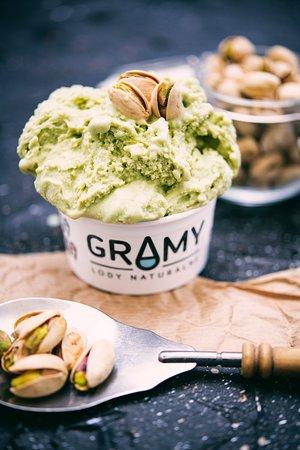 Lody GRAMY - pistacjowe, królowa wśród lodów :)