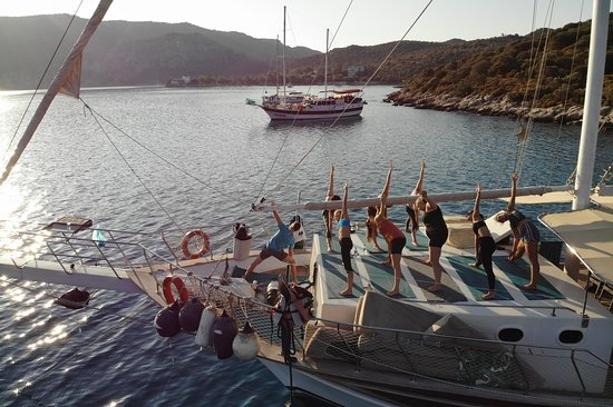 SailFit Retreats