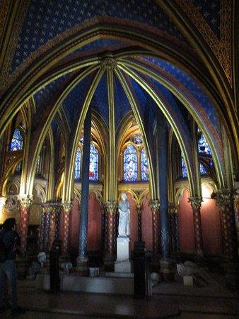 Sainte-Chapelle lower sanctuary
