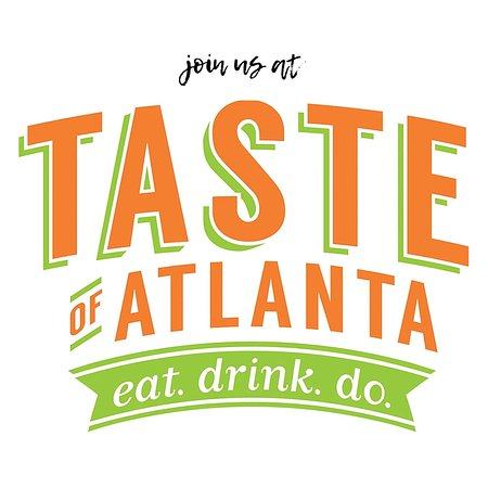 Stop by Taste of Atlanta 10/19 & 10/20 and be sure to visit our booth.