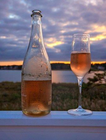 Award winning wine list