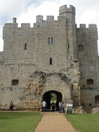 The Keep of Bodiam Castle