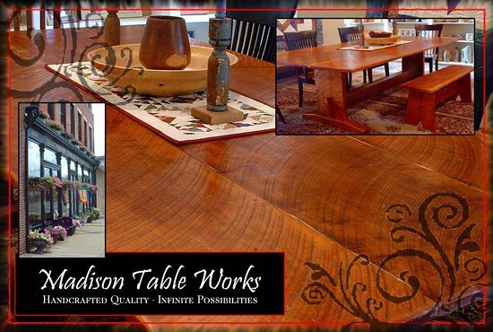 Madison Table Works