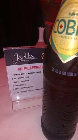 Ảnh về Jai Ho at The Coppingham Arms
