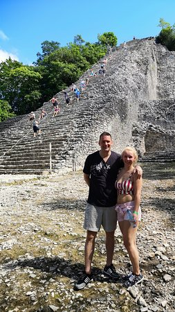 Day trip to Coba