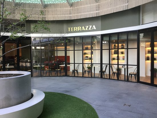 Terrazza Pizzeria Chatswood Menu Prices Restaurant