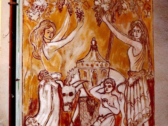 Province of Cosenza, إيطاليا: Si svolgerà a Donnici inferiore 11,12,13 ottobre come ogni anno la sagra del vino, un evento da non perdere per bere del buon vino e stare in compagnia. 