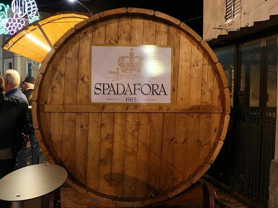 Province of Cosenza, Italia: Si svolgerà a Donnici inferiore 11,12,13 ottobre come ogni anno la sagra del vino, un evento da non perdere per bere del buon vino e stare in compagnia.
