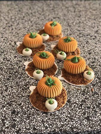 Oh my Gourd! Pumpkin Cheesecake!
