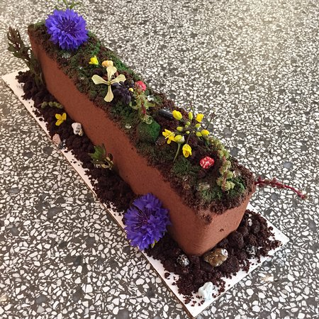 Mother Earth Cake, Spring menu every year....