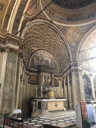 Best of Milan Experience Including Da Vinci's 'The Last Supper' or Vineyard and Milan Duomo Tour: Santa Maria presso San Satiro