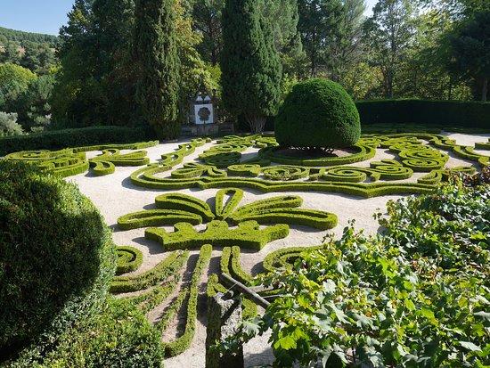 Vila Real, Portugal : Case de Mateus Gardens