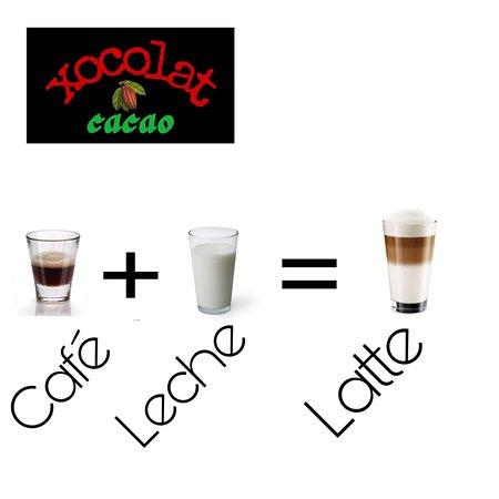 Cusco, Peru: Café latte