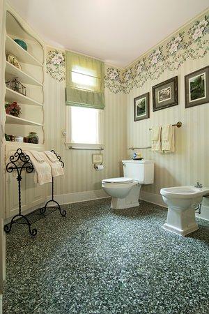 The Bathroom in the Escape!