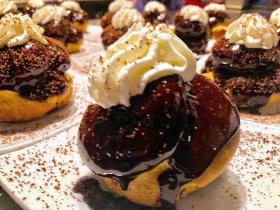 Final Thoughts....our Chocolate Cream Puffs maybe....