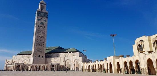 3 Days Sahara Desert Trips From Marrakesh: Hassan II Mosque