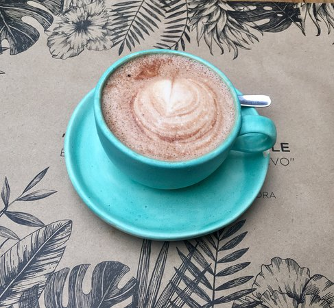 Terraza Picture Of Cafe Mudra Providencia Tripadvisor