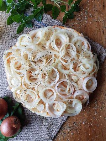 Cebolinha na Manteiga, mais uma delícia da Forneria
