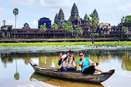 Guia Portugues De Angkor Wat