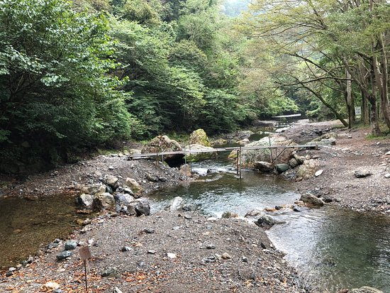 Ashigakubo Valley International Fishing place