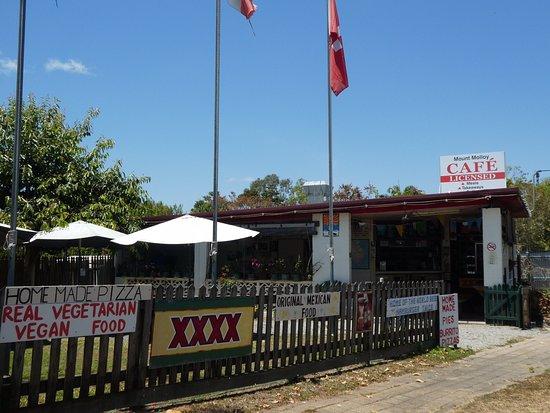 Mount Molloy Cafe
