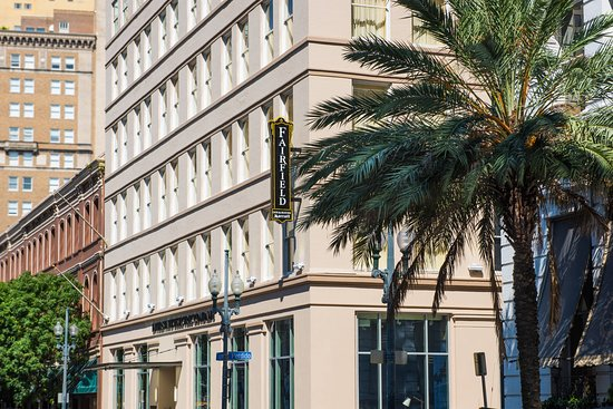 Fairfield Inn & Suites New Orleans Downtown/French Quarter Area Hotel