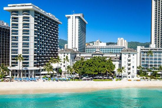 Moana Surfrider, A Westin Resort & Spa, Waikiki Beach Hotel