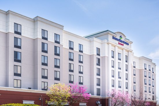 Springhill Suites By Marriott Norfolk Virginia Beach Hotel
