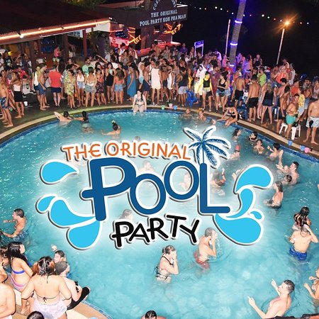 The Original Pool Party