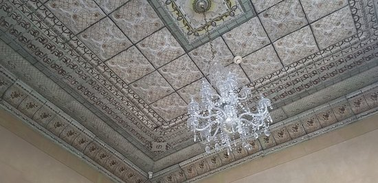 More details in the ceilings