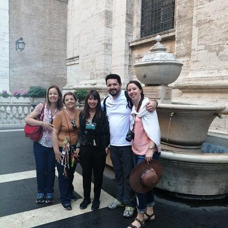 Visita al vaticano!