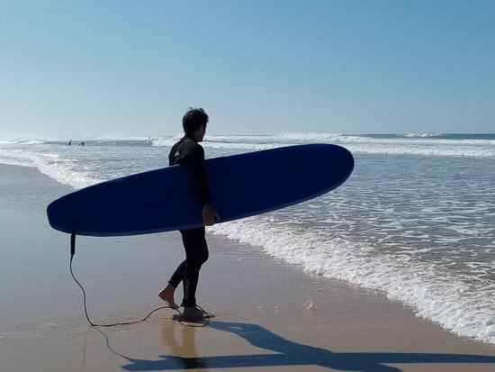 Surf week at Pira Vida