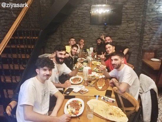 Yurt Dışından Gelen Misafirlerimiz (Our Guests from Abroad)