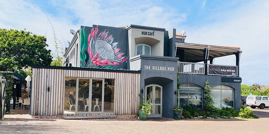 Scarborough, Zuid-Afrika: The Village Hub with the Hub Cafe and Foragers Deli & Wholefoods