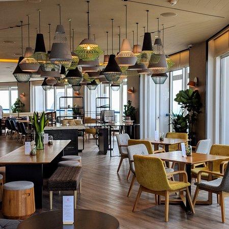 Executive Lounge (Swissotel The Stamford Singapore).