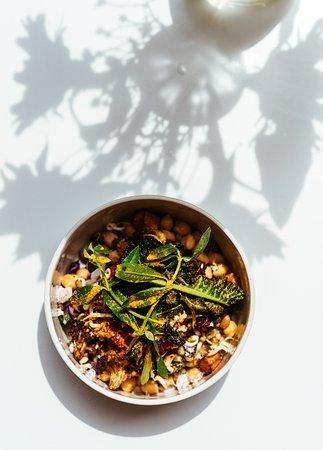 This vegan kitchari bowl is just pure goodness.