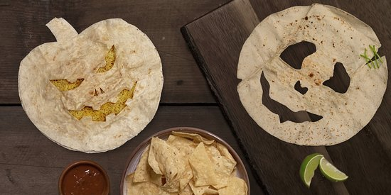Qdoba Halloween 2020 Get ready for Halloween with yummy treats from QDOBA.   Picture of