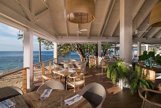 Minitas Beach Club Restaurant La Romana Menu Prices Restaurant Reviews Tripadvisor