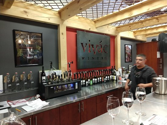 Vivac Winery Tasting Room
