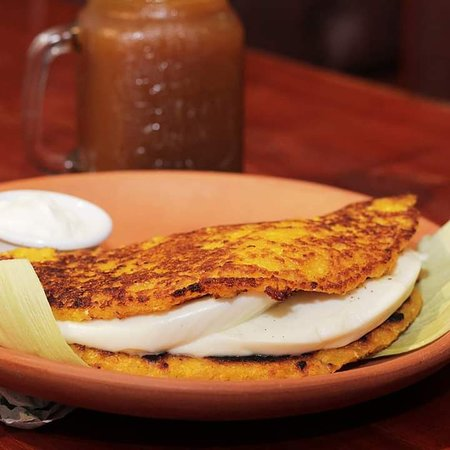 Start your day in Arepa Cafe